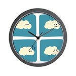 Thunder Fart Wall Clock