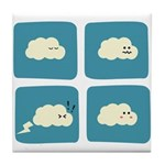 Thunder Fart Tile Coaster