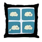 Thunder Fart Throw Pillow