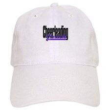 Cheerleading Coach (Purple) Baseball Cap