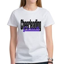 Cheerleading Coach (Purple) Tee