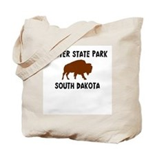 Custer State Park South Dakot Tote Bag