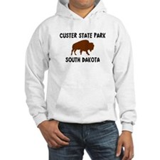 Custer State Park South Dakot Hoodie