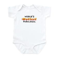 World's Hottest Paral.. (B) Infant Bodysuit