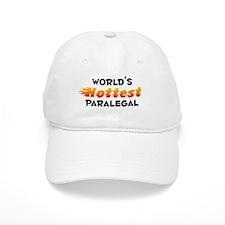 World's Hottest Paral.. (B) Baseball Cap