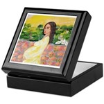 Spanish mama Keepsake Box