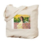 Spanish mama Tote Bag