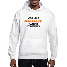 World's Hottest Paten.. (B) Hoodie
