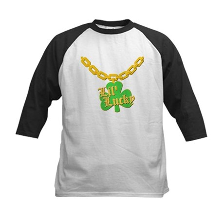 Lil' Lucky Kids Baseball Jersey