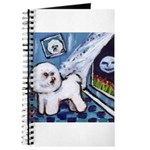 Bichon Frise cs moon Journal
