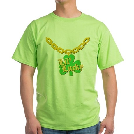 Lil' Lucky Green T-Shirt