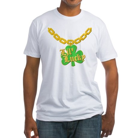 Lil' Lucky Fitted T-Shirt