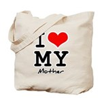 I love my mother Tote Bag