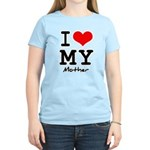 I love my mother Women's Light T-Shirt