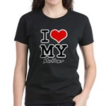 I love my mother Women's Dark T-Shirt