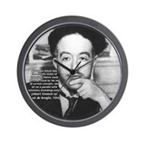 Louis de Broglie: Physics  Wall Clock