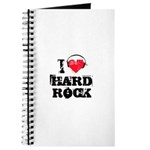 I love hard rock Journal