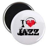I love jazz Magnet