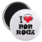 I love pop rock Magnet