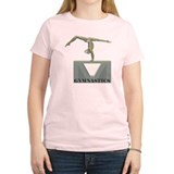 Women's Gymnastics T-Shirt