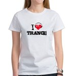 I love trance Women's T-Shirt