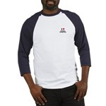 I love carbon footprints Baseball Jersey