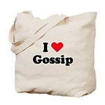 I love gossip Tote Bag