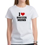 I love soccer moms Women's T-Shirt