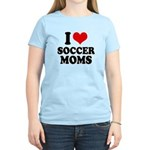 I love soccer moms Women's Light T-Shirt