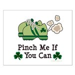 St Patrick's Day Runner Small Poster