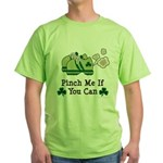 St Patrick's Day Runner Green T-Shirt