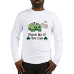 St Patrick's Day Runner Long Sleeve T-Shirt