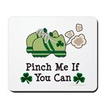 St Patrick's Day Runner Mousepad
