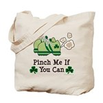 St Patrick's Day Runner Tote Bag