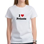 I love priests Women's T-Shirt