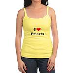 I love priests Jr. Spaghetti Tank