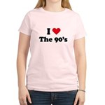 I love the 90s Women's Light T-Shirt