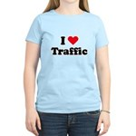 I love traffic Women's Light T-Shirt