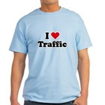I love traffic Light T-Shirt