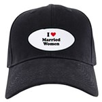 I love married women Black Cap