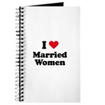 I love married women Journal