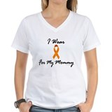 I Wear Orange For My Mommy 1 Shirt