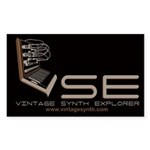 VSE Rectangle Sticker
