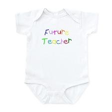 Future Teacher Onesie
