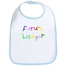 Future Lawyer Bib