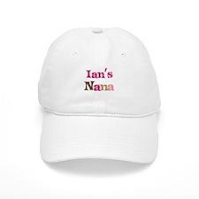 Ian's Nana Baseball Cap