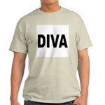 Diva (Front) Light T-Shirt