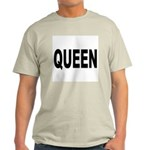 Queen (Front) Light T-Shirt