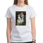 Ophelia / Italian Greyhound Women's T-Shirt