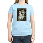 Ophelia / Italian Greyhound Women's Light T-Shirt